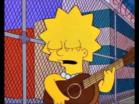 Nos manifestaremos (Canciones de los Simpsons)