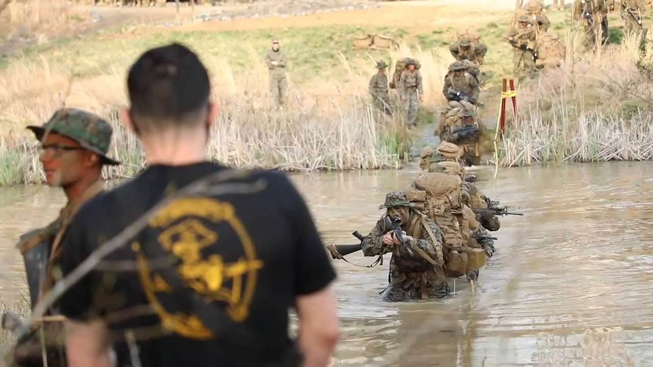 Download USMC Basic School Field Training Exercise