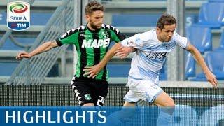 Il gol di Berardi - Sassuolo - Lazio 1-2 - Giornata 30 - Serie A TIM 2016/17