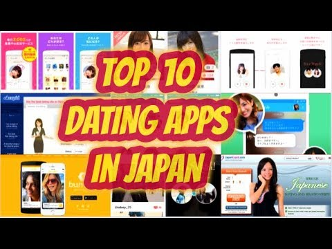 TOP 10 DATING APPS in JAPAN 2018 | JAPANESE GIRLS EVERYWHERE