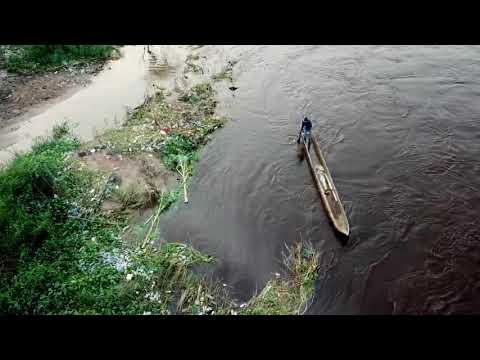 Congo River | Kinshasa | RDC     DJI Mavic Pro