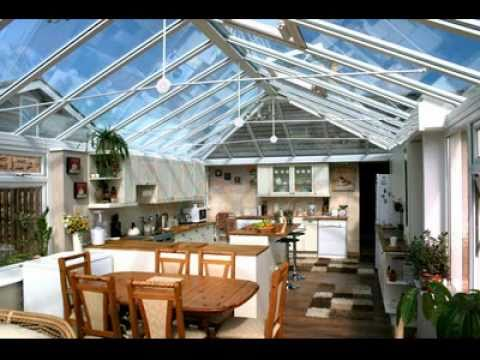 Watch how we build a conservatory!
