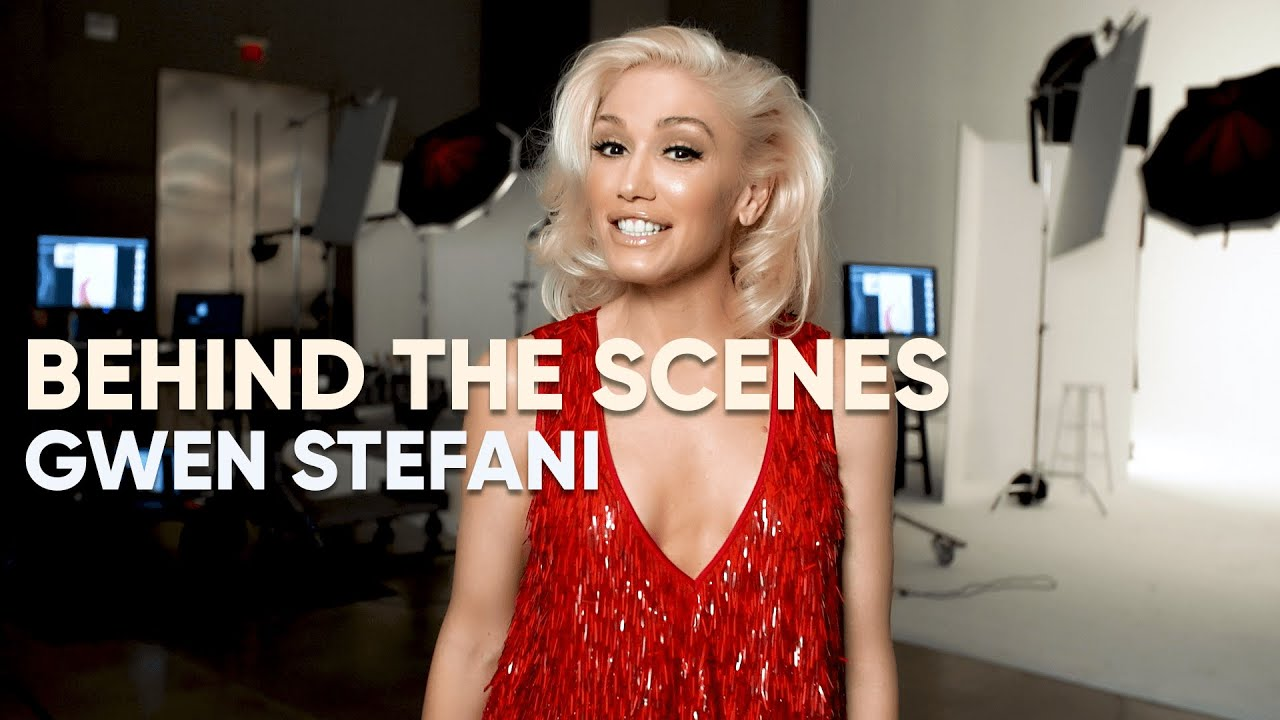 November Cover Reveal with Gwen Stefani | Behind the Scenes | SHAPE