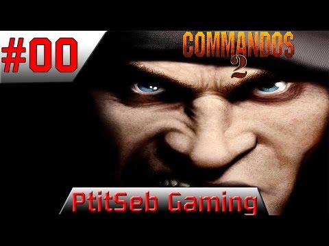 [FR] Mission 00: Entrainement. Commandos: 2 Men of courage thumbnail