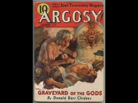 Audiobook: Argosy, Vol. 272 #3: Graveyard of the Gods by Donald Barr Chidsey