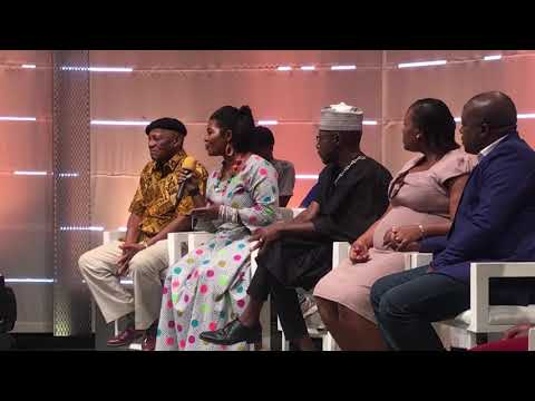 Spiritual meaning of 2018 for Daily Thetha SABC 1 most loved talk show