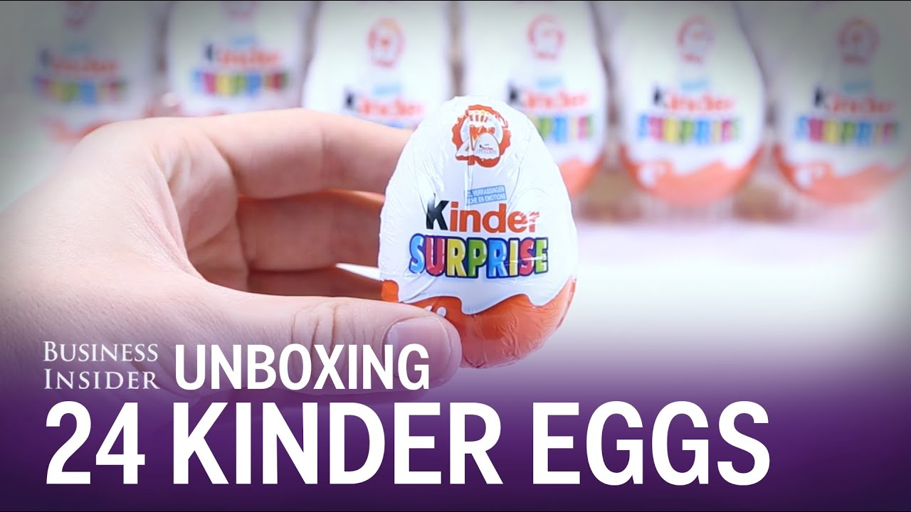 Kinder Egg Illegal Kinder Surprise Eggs Are Still Illegal In The Us Business