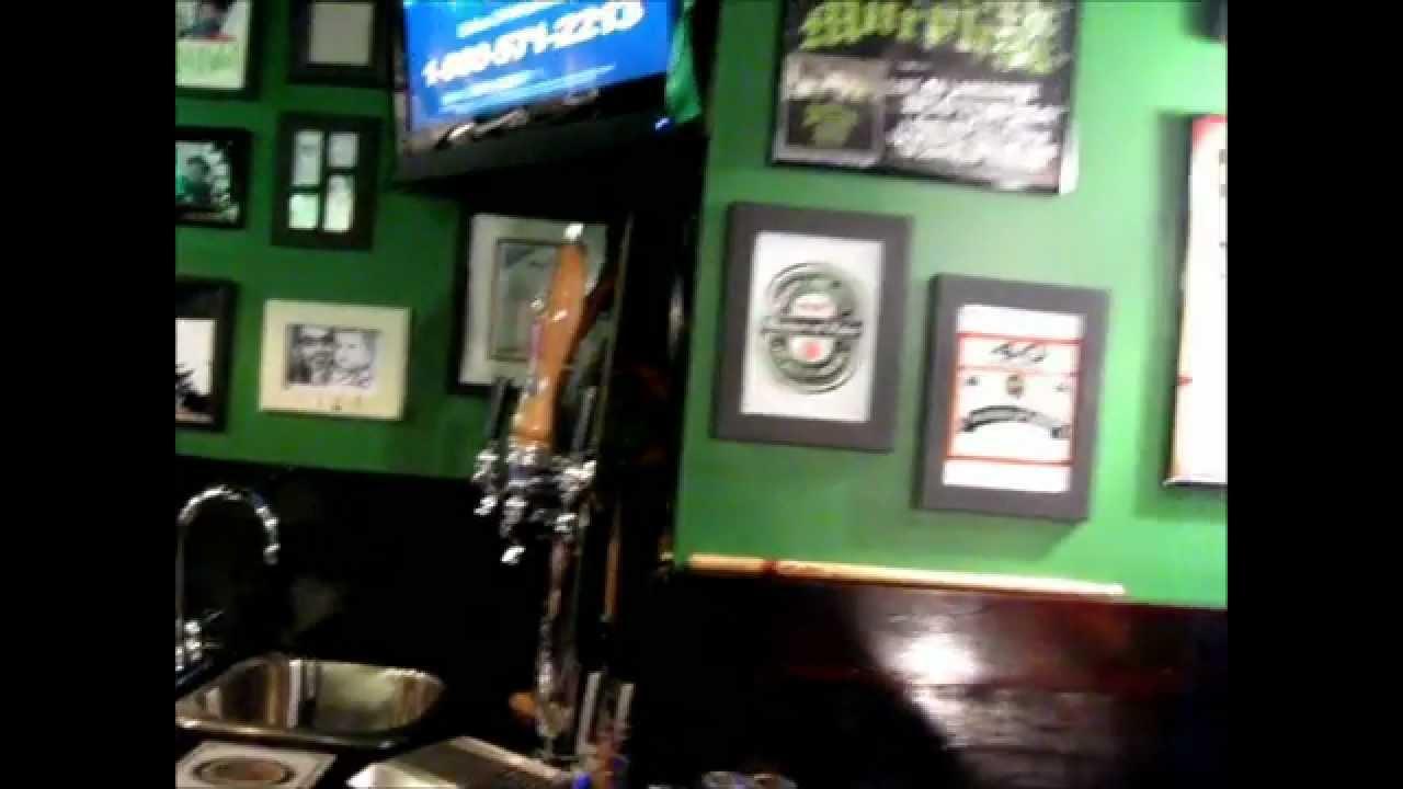 My Basement Irish Pub Basement Bar Man Cave Build Your