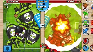 DFA bo5• leaking down to 2lifes from a zomg! looking for a clan name! (btd battles)