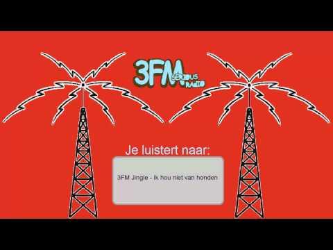 3FM Jingle - Ik hou niet van honden