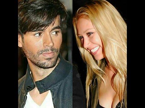 Anna Kournikova and Enrique Iglesias Live in Love