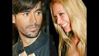 Anna Kournikova and Enrique Iglesias Live in Love