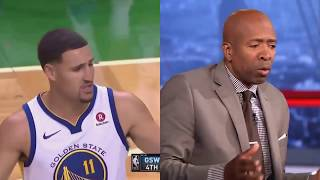 Inside the NBA Crew Reacts to Warriors Upset by Celtics | Postgame Highlights and Analysis