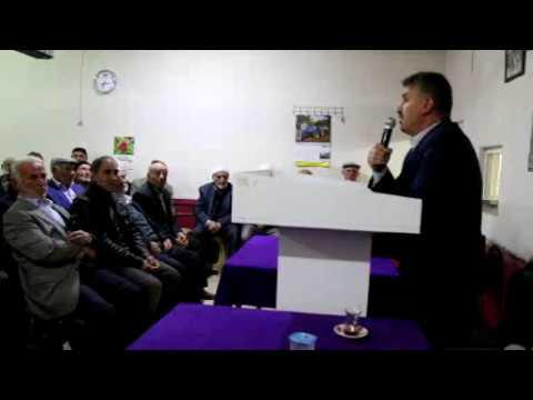 Belediye Başkanımız Murat Tunçel'in Halkla İstişare Toplantısı