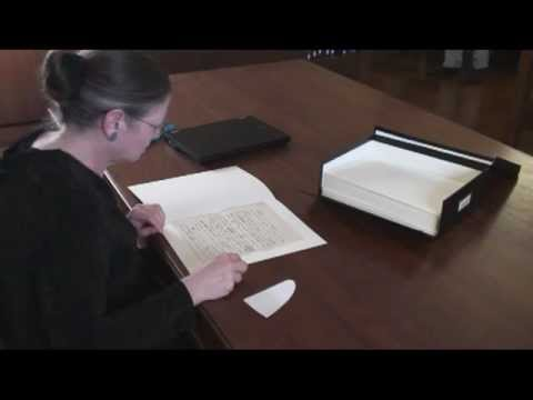 Handling Harvard's Special Collections