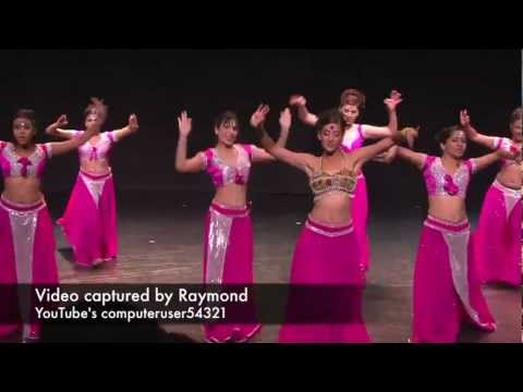 Mujhe Rang De / Dhol Bajne Laga - Shiamak's Bollywood Jazz - Sep 18 2011