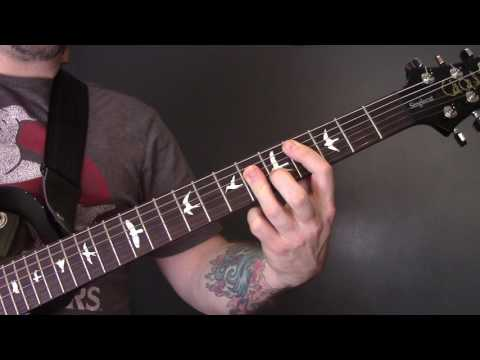 Nat King Cole LOVE Guitar Lesson - Including Solo