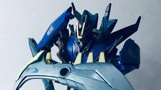 Обзор на Transformers prime Beast Hunters Soundwave deluxe class
