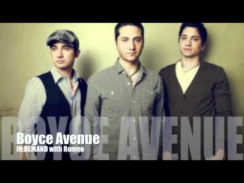 Boyce Avenue Radio Interview - IN:DEMAND with Romeo