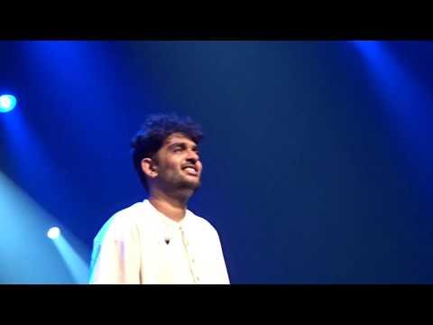 Maacho Ennacho Sid Sriram Live in Singapore