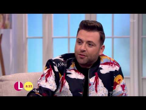 Markus Feehily Talks About His Difficult Times | Lorraine