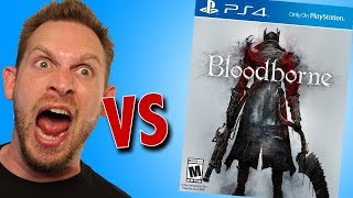 Bloodborne PS4 Video Game Unboxing