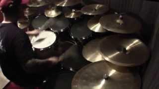 Shihad - Big Future Drum Cover