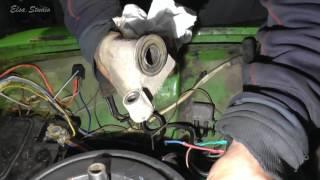 Замена втулок маятника ВАЗ 2101