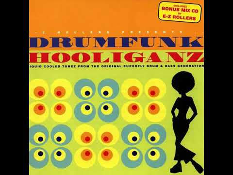 Drumfunk Hooliganz - Mix CD by E-Z Rollers (Moving Shadow)