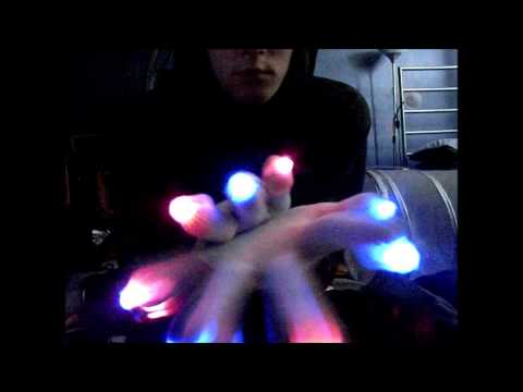 [Cherokee] Glove Light Show *XXYXX - About You*