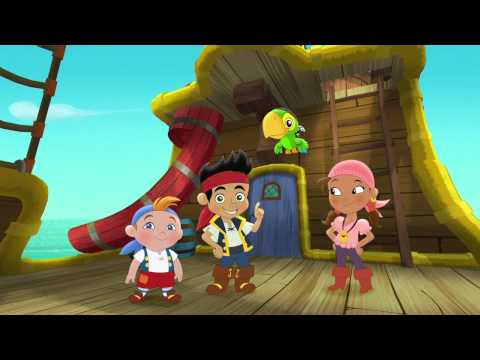 Together | DJ Melodies | Jake and the Never Land Pirates | Disney Junior