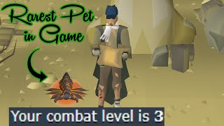 Runescape's Most Unique Accounts #22