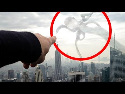5 Gigantic Mysterious Creatures Caught On Camera