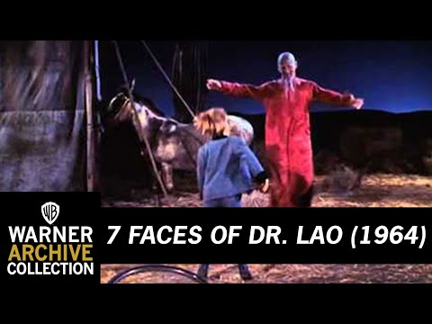 7 Faces of Dr. Lao (Trailer)