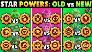 GET THESE NEW STAR POWERS FIRST! BEST STAR POWERS IN BRAWL STARS! (PART 1)