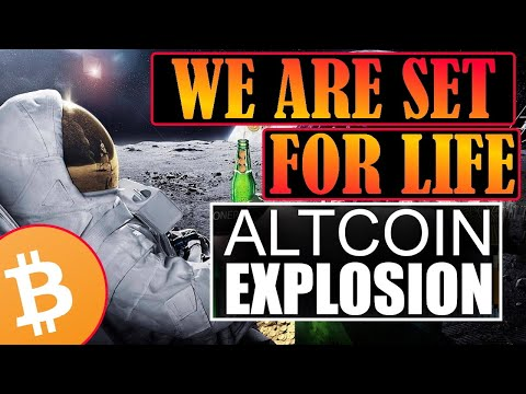 ALTCOIN'S EXPLODING! 10,000% GAINS! BIGGEST ALTCOIN PARTNERSHIP! SAMSUNG'S CRYPTO POWERED STREAMING!