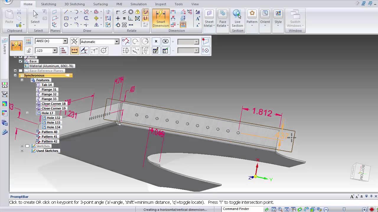 Siemens solid edge st7