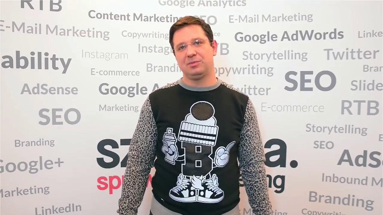 Szkolenie Content Marketing + SEO – opinia Bartłomiej Nowak