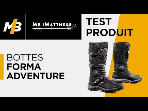 Forma YouTube Mr Adventurel'essai vidéo iMattheus Bottes par T3JFKcl1