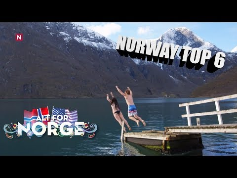 Norway Bucket List: top 6 experiences / topp 6 opplevelser |