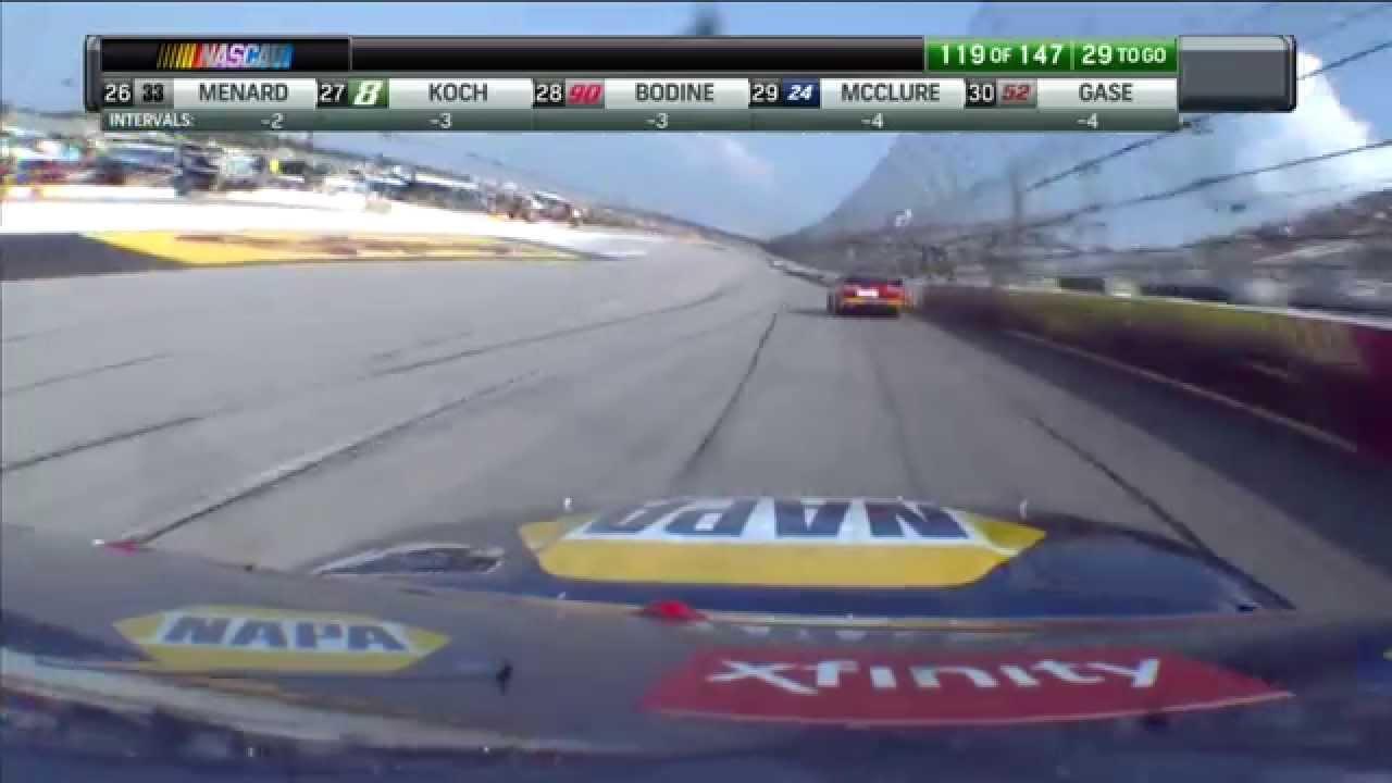 NASCAR XFINITY Series - Full Race - VFW Sport Clips Help a Hero 200 ...