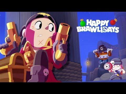 Brawl Stars Animation: Pirate Brawlidays!