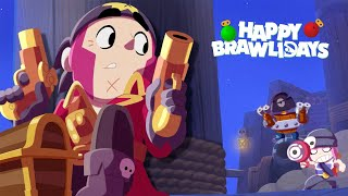 Brawl Stars Animation: Pirate Brawlidays!