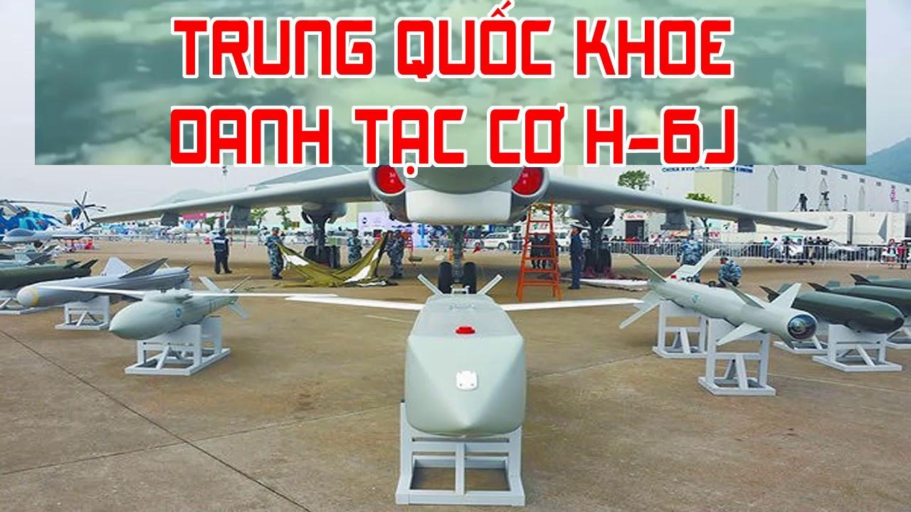 Trung Quốc khoe oanh tạc cơ H 6J