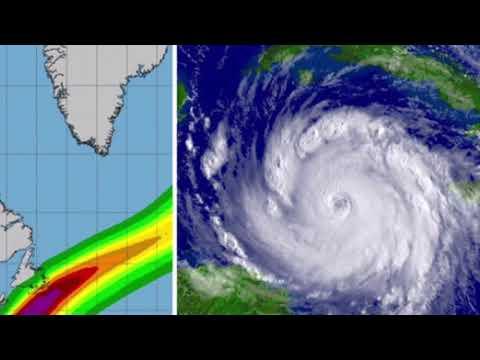 Hurricane Chris path track Where is Hurricane