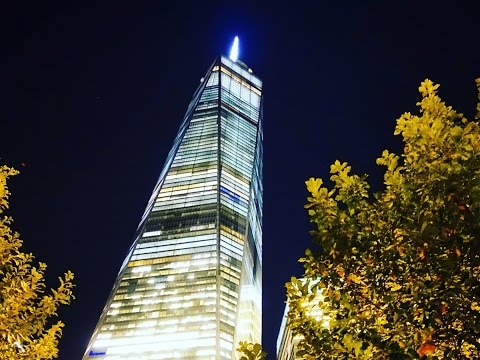 """One World Trade Centre """"NY from the sky""""!"""