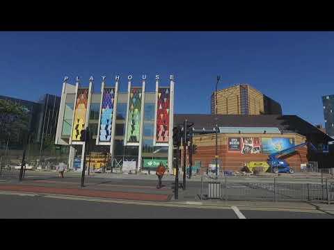 Leeds City Centre August 24th 2019