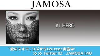 http://avex.jp/jamosa/ 2014/9/24リリース JAMOSA NEW ALBUM 「LOVE AI...