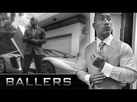 "Ballers | Dwayne ""The Rock"" Johnson"
