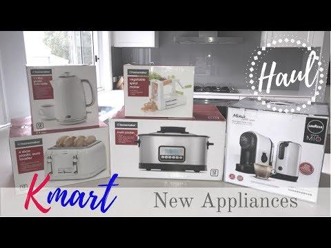 HAUL | Kmart Kitchen Appliances